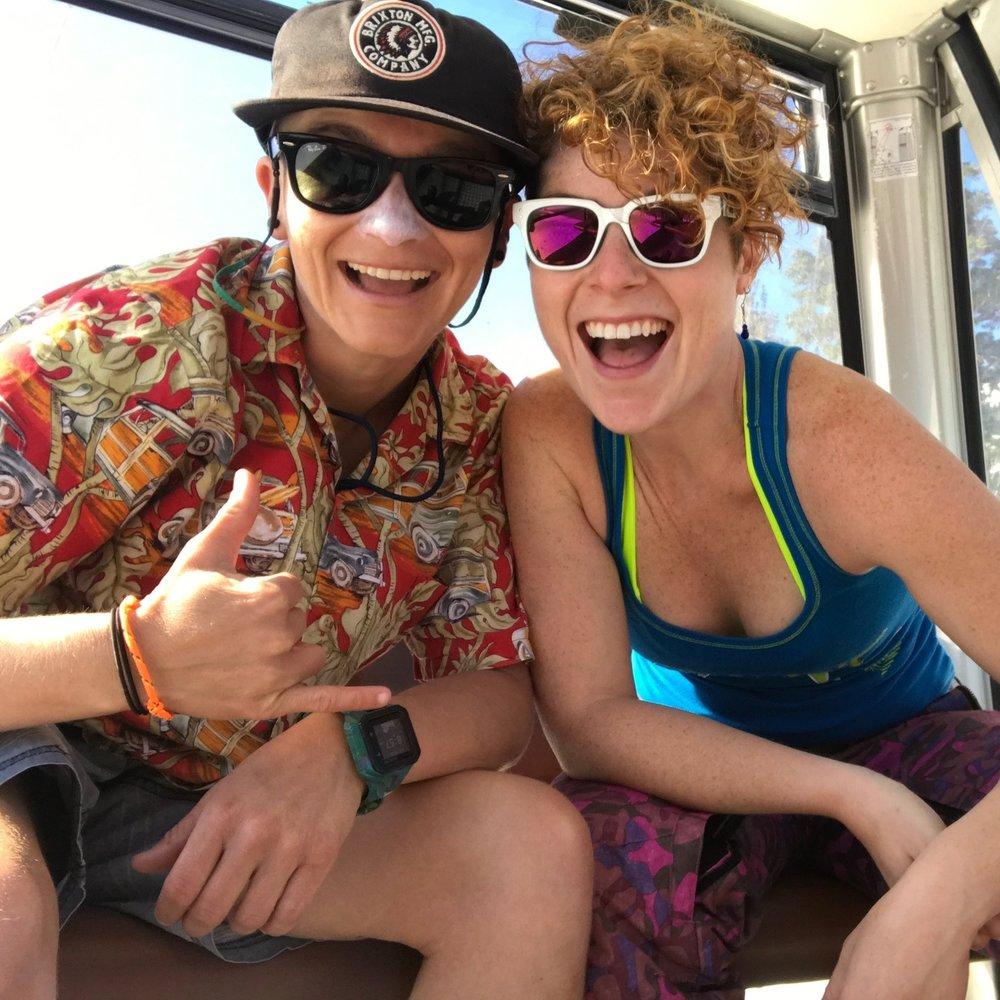 Lindsay Yocum & Shawna Ventimiglia Redondo Beach, CA