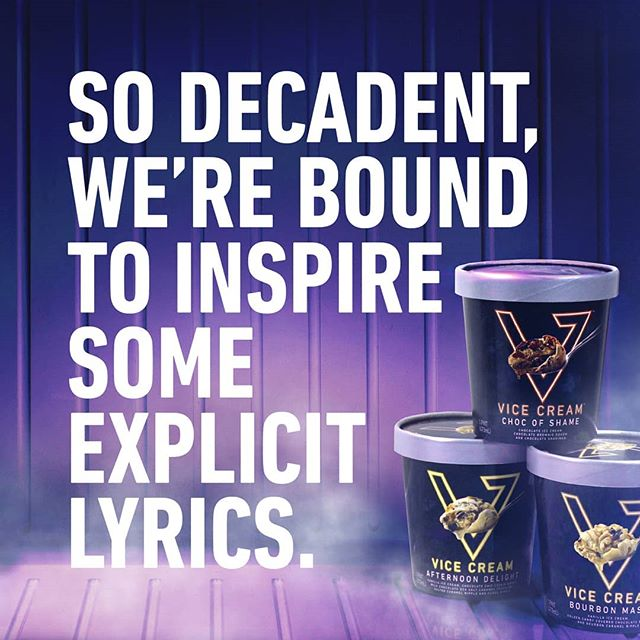 "Get ready to indulge your ears and your taste buds, Boston.  VICE CREAM will be selling pints of our unapologetically decadent super-premium ice cream at Boston Calling this weekend. A portion of every purchase will go towards supporting Dana-Farber Cancer Institute and Cancer patients, because if anyone knows you have to ""Indulge in Life"" -- it is us.  Read our story at www.eatvicecream.com.  Life's Short Eat F---ing Ice Cream  #EFIC #stopandshop #rochebros @stopandshop @roche_bros @davesmarkets #notavailableatstarmarket #danafarber #lrf Bostoncalling"