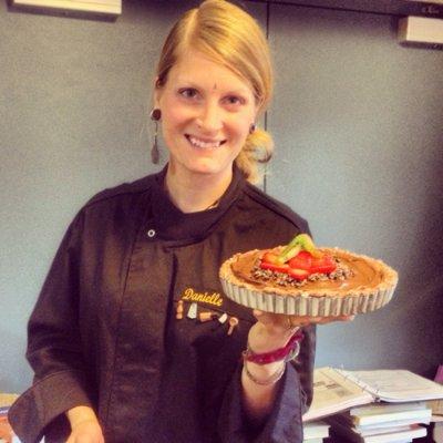 Danielle Arsenault Vegan Chef and Author