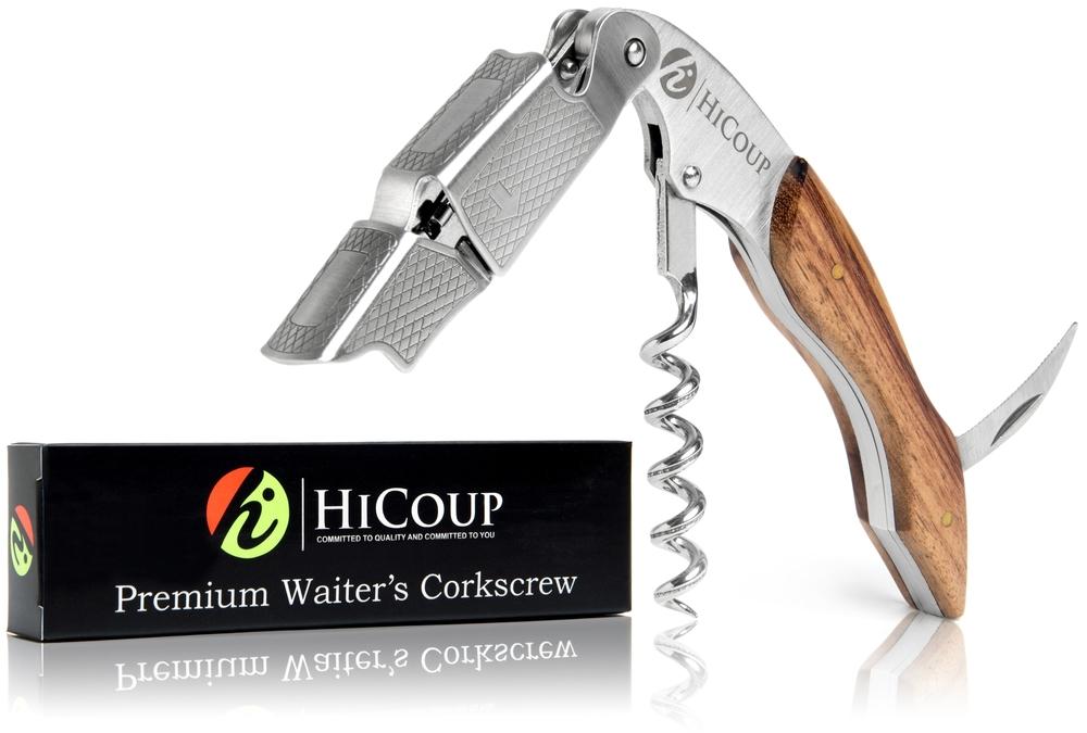 Rosewood Waiter's Corkscrew