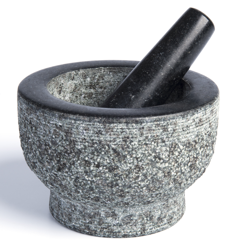 Granite Mortar and Pestle   NOW $19.95 (was $39.95)