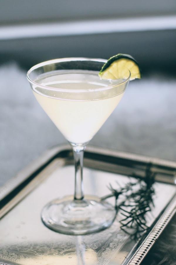Rosemary Gin Gimlet from Infinite Zest