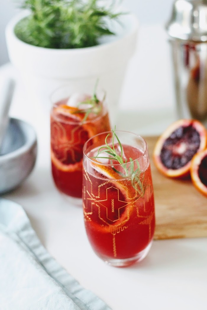 Spiced Blood Orange