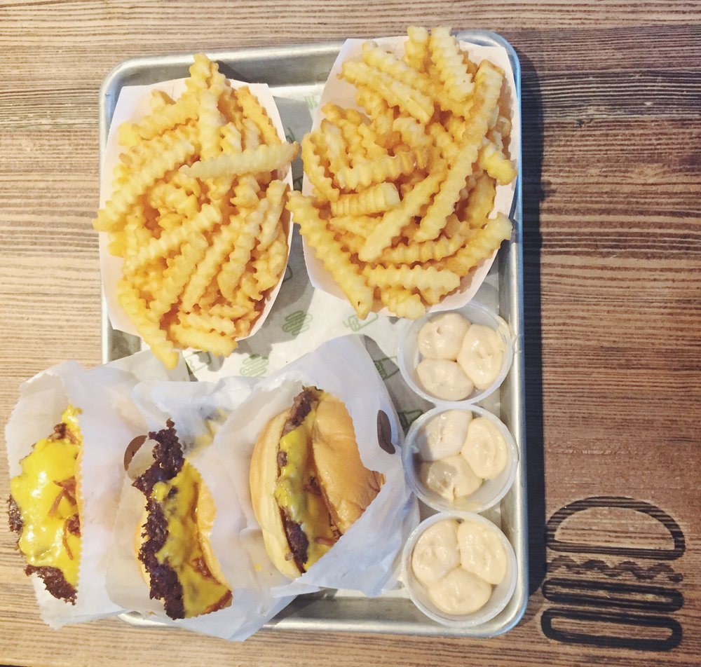 Shake Shack  691 8th Ave, New York, New York 10036