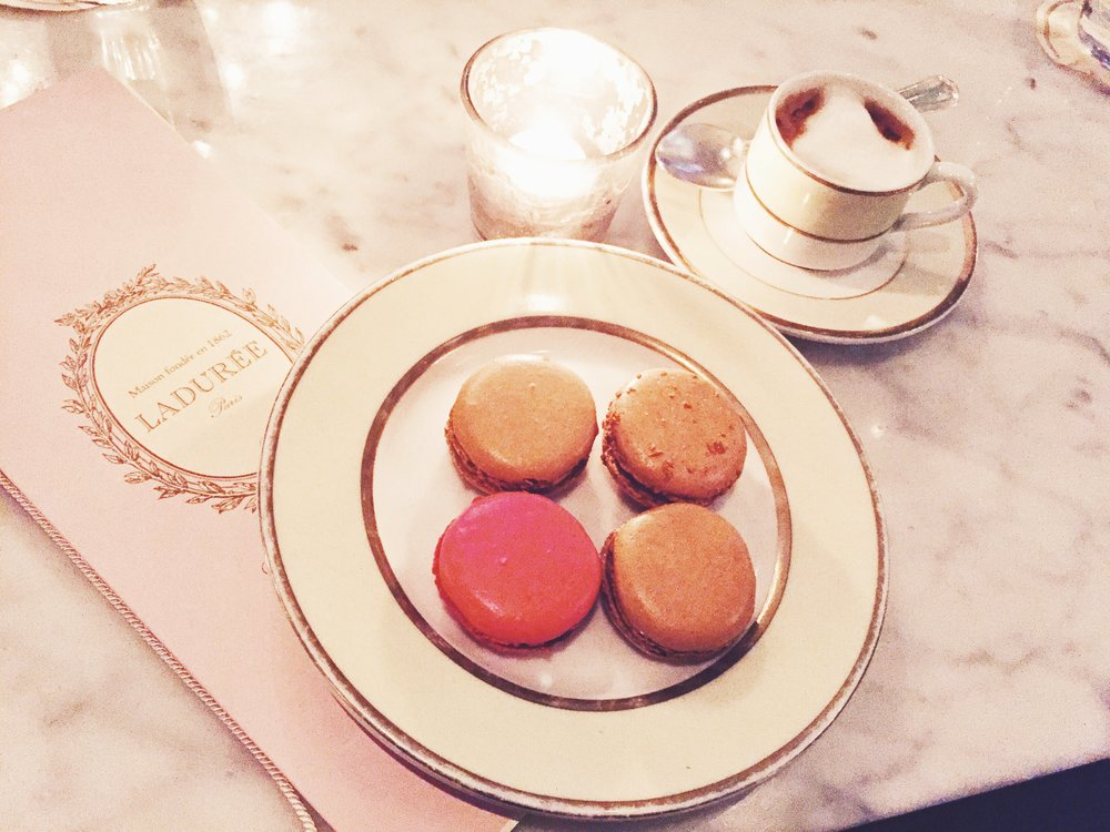 Ladurée Soho 398 W Broadway, New York, New York 10012