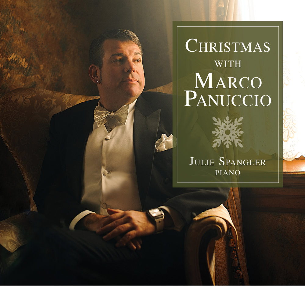 Christmas with Marco Panuccio $19.99