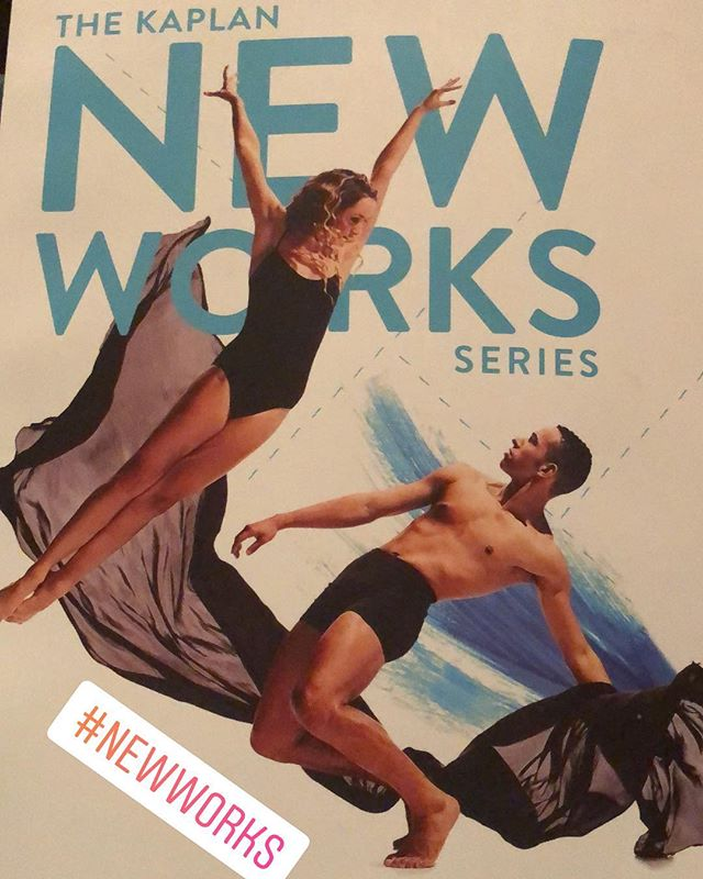 So excited to see my favorite ballet of their season. #cincinnatiballet #ballet #newworks #excited #panuccio #panucciostyle #boss #re #operasinger #opera #tenor