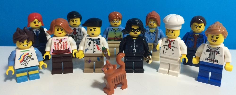 cives Legonii