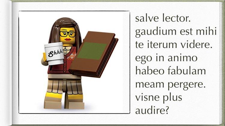 commentaria — Legonium