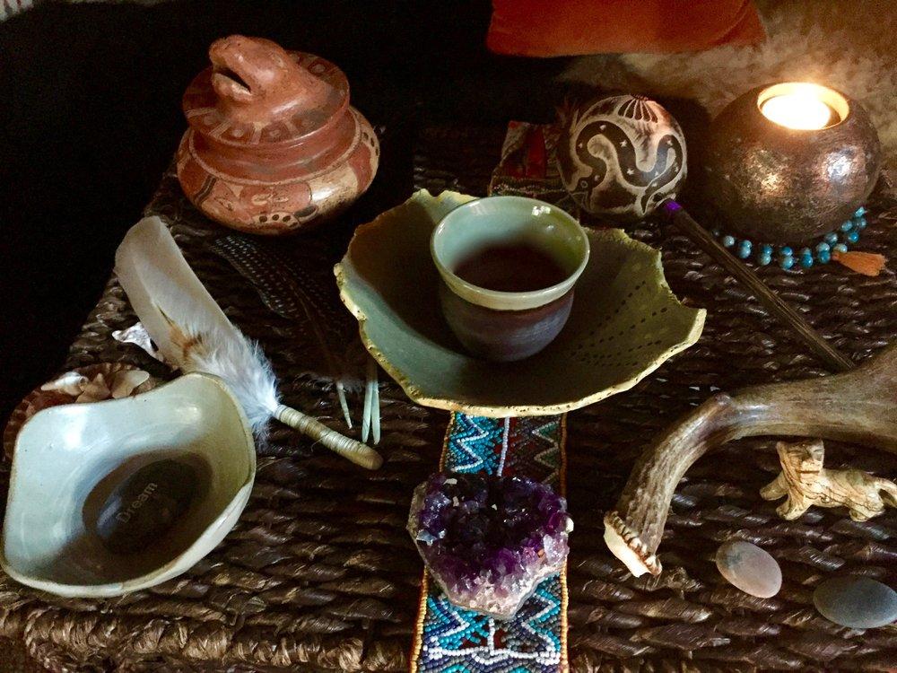 sacred cacao altar.jpeg