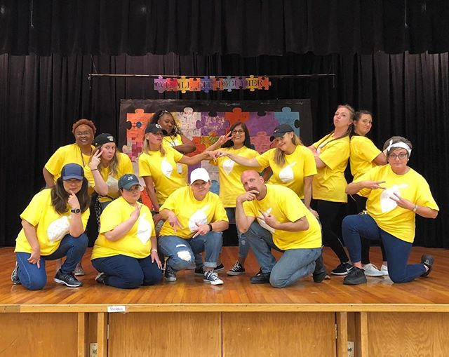 S/o to the Rollingwood Elementary school teachers that rocked it on stage yesterday! Wooh! 🤘🏾These teachers harnessed their Presence, Passion and Performance over the past month in preparation to their show! Couldn't be more proud. What do you do when life gives you lemons? 👊🏾 #Rollingwood #lemon #teacherappreciation #workplacewellness #employeeappreciation #teachers #publicschool