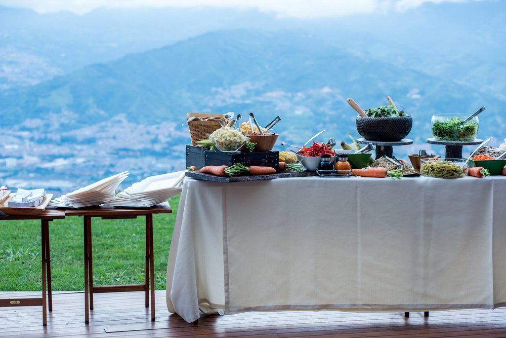 Gormei culinary experiences Colombia