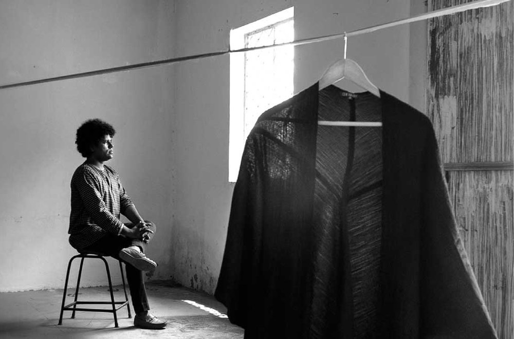 Textile weavingworkshop byGaurav Jai Gupta -