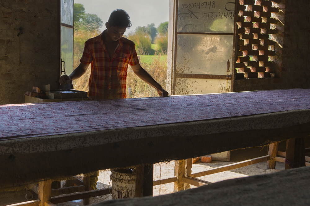 Learn about ancient hand craft processes from skilled artisans