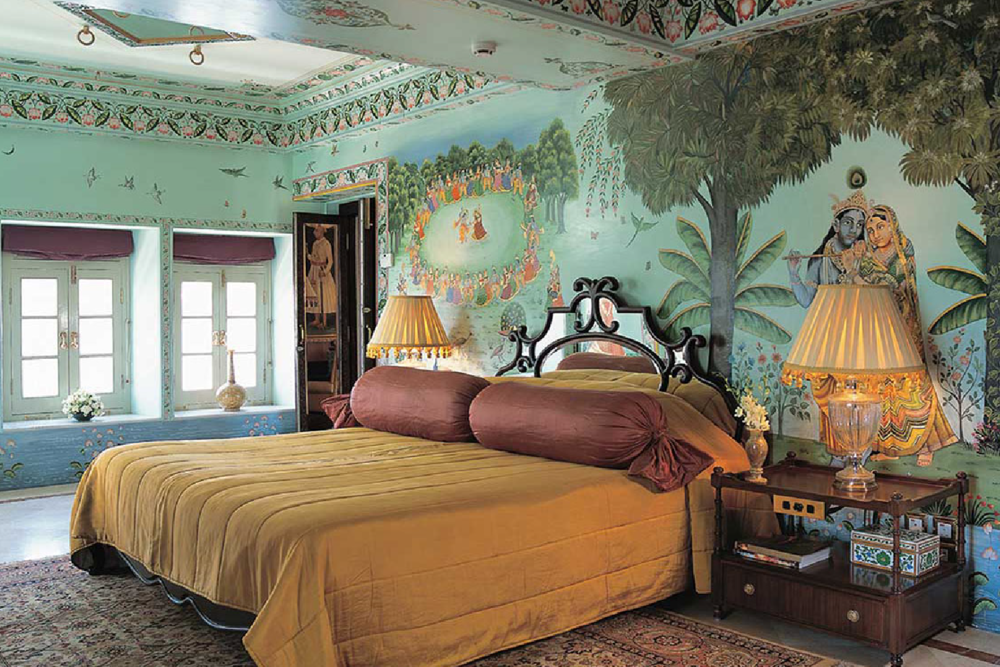 HOSPITALITY: THE MAHARAJA LIFE - Stay at some of the world's most luxurious properties