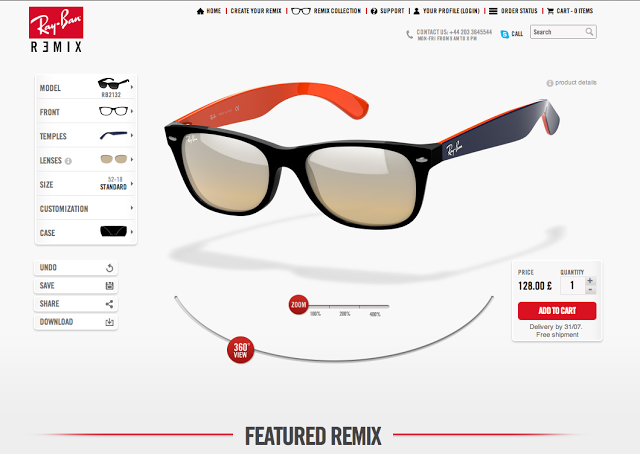 e3f5de1c14191 Ray-Ban Remix — Ryan Amor