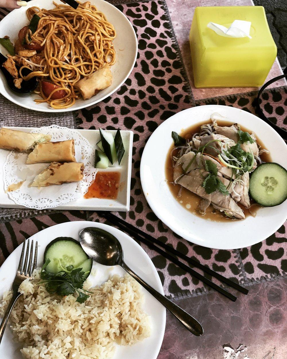 Selera Malaysian restaurant in Newmarket