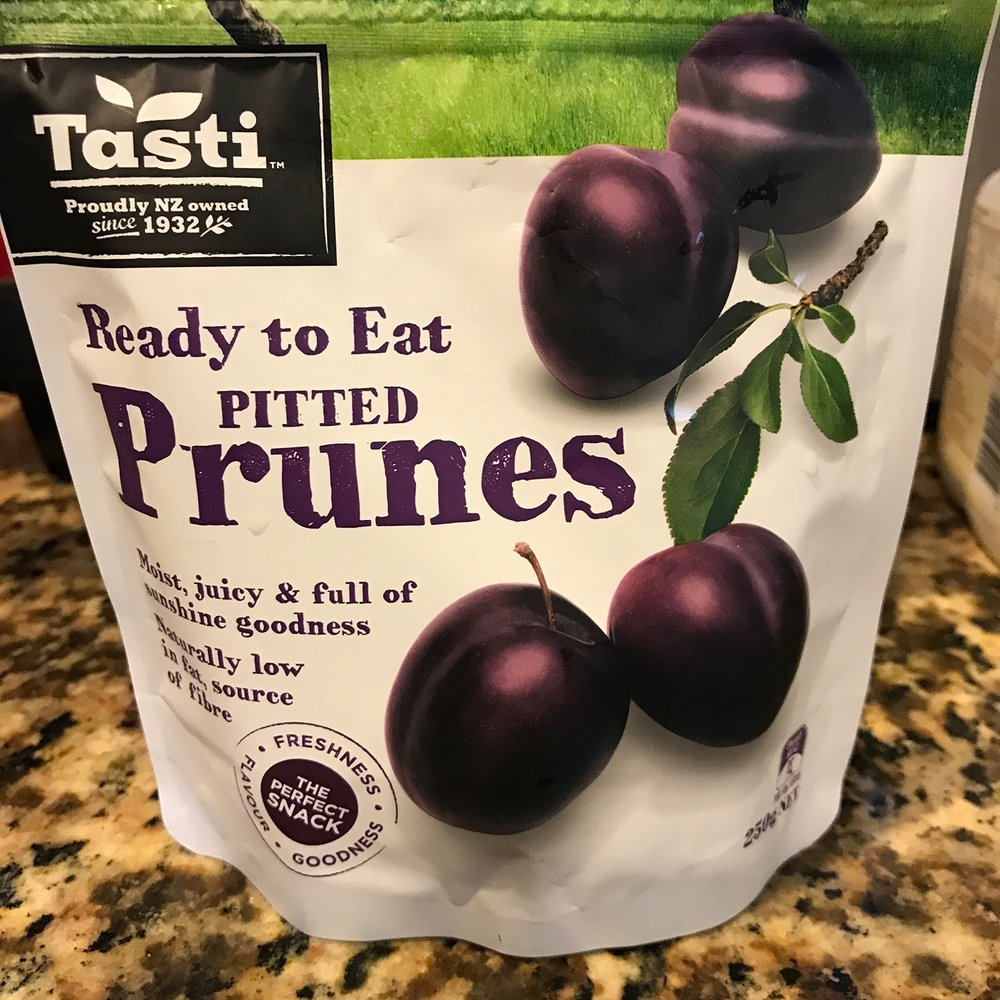 Processed or natural? Can you even get prunes in their 'natural' state?