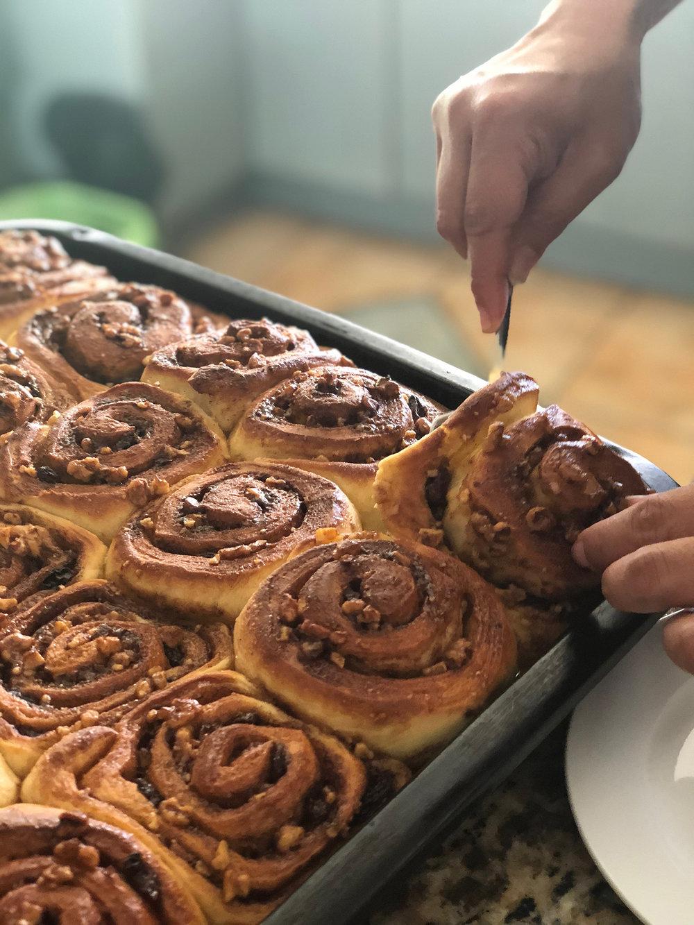 Doyet's baking