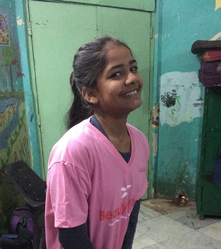 Beautiful Priyanka in her Beauty Within T-Shirt