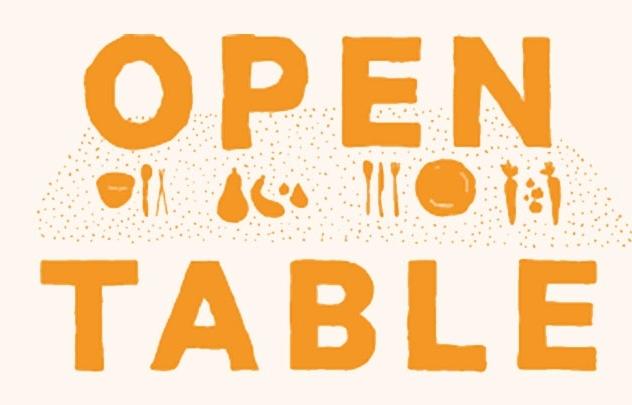 Open Table - Oen table