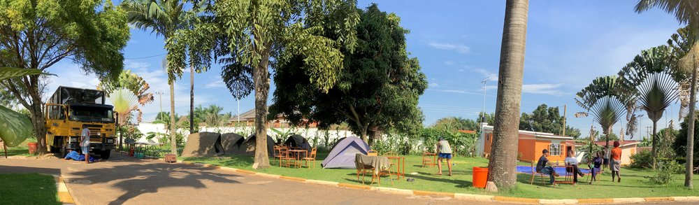 Entebbe Campsite