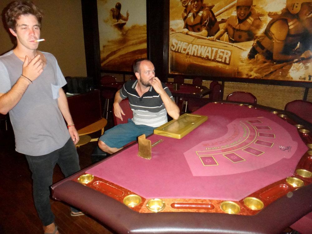 Victoria Falls Casino