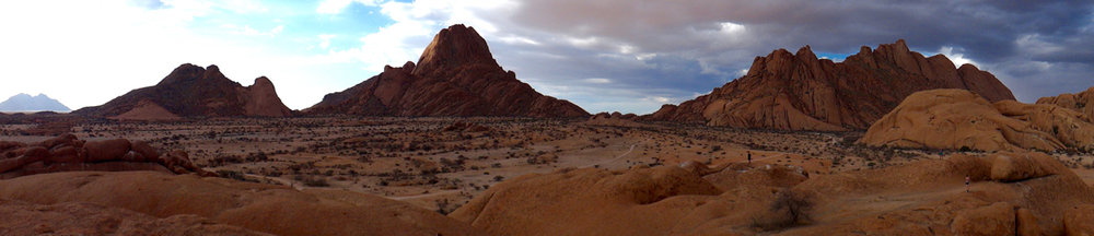 Spitzkoppe Panorama