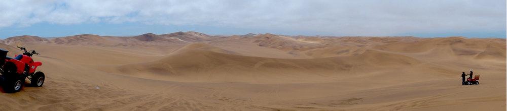 sand dune buggy Swakopmund