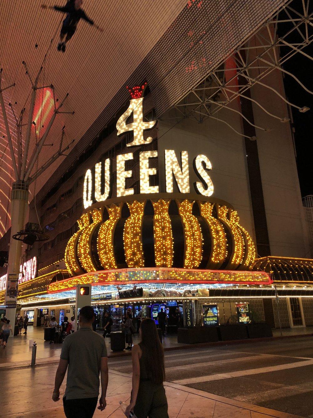 4 Queens Downtown Las Vegas