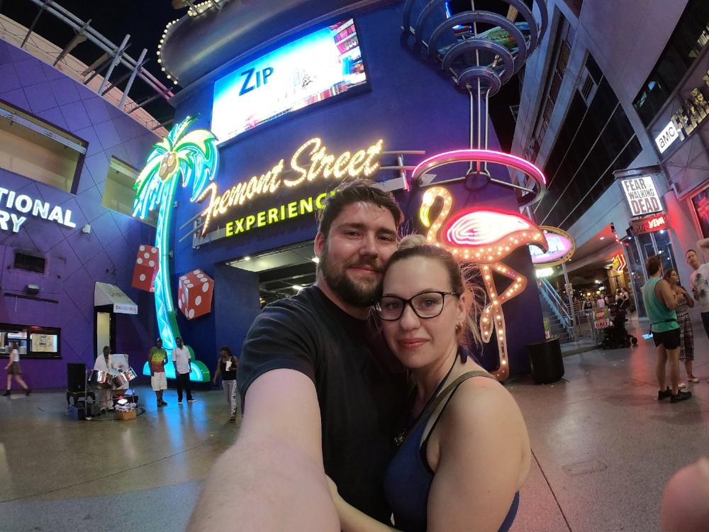 Fremont Street Las Vegas