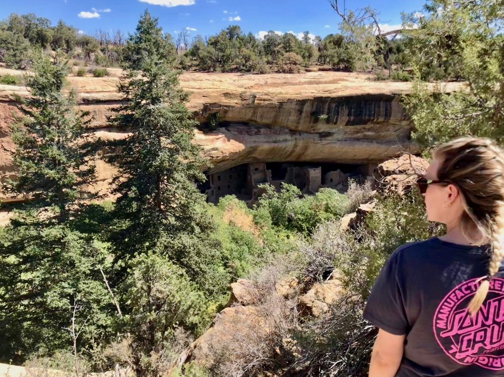 The intriguing cliff dwellings of Mesa Verde