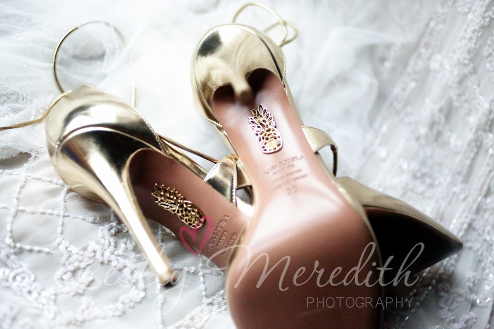 My wedding shoes of dreams