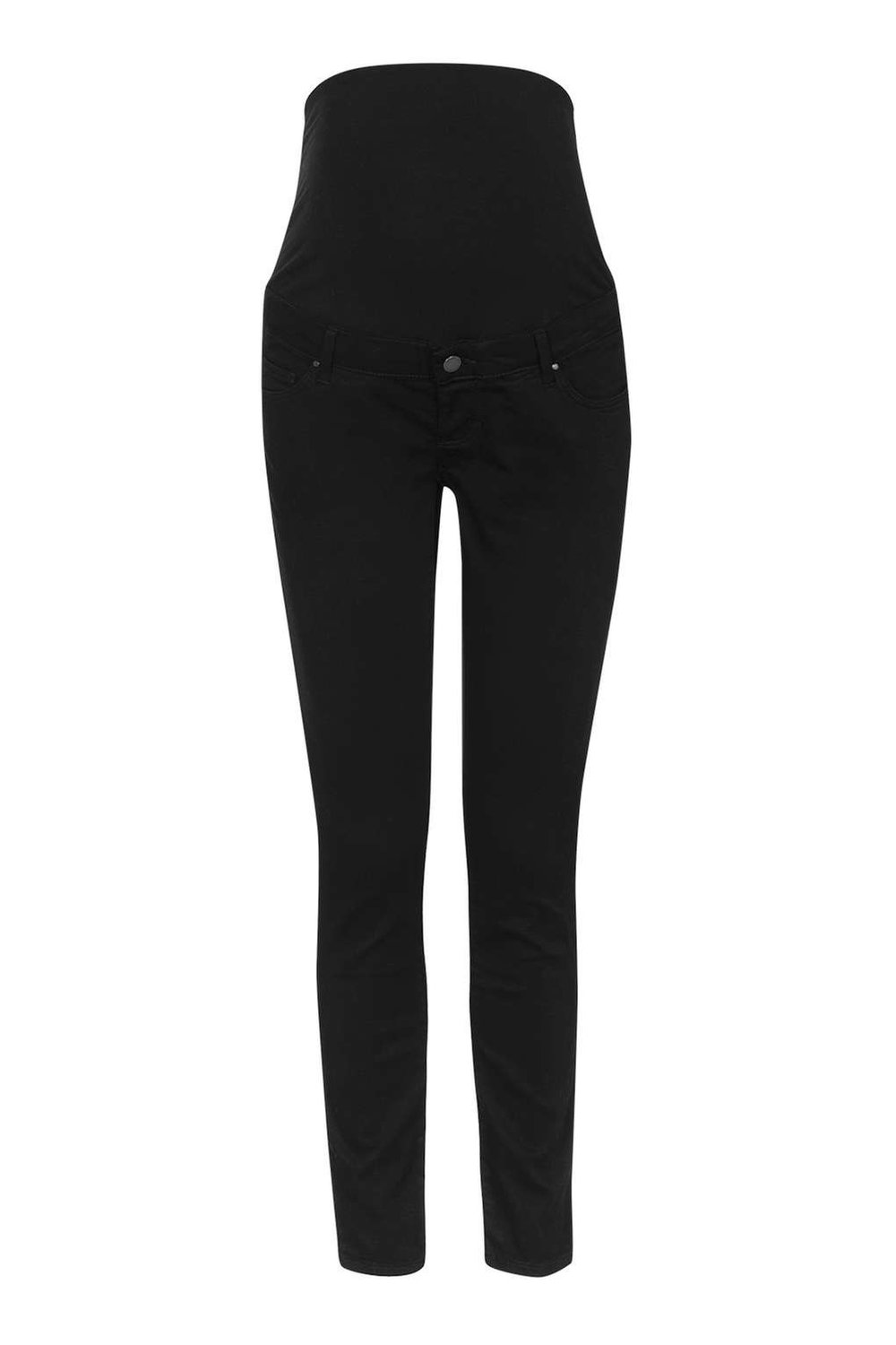 Maternity Over-the-Bump Leigh jeans- Topshop £40