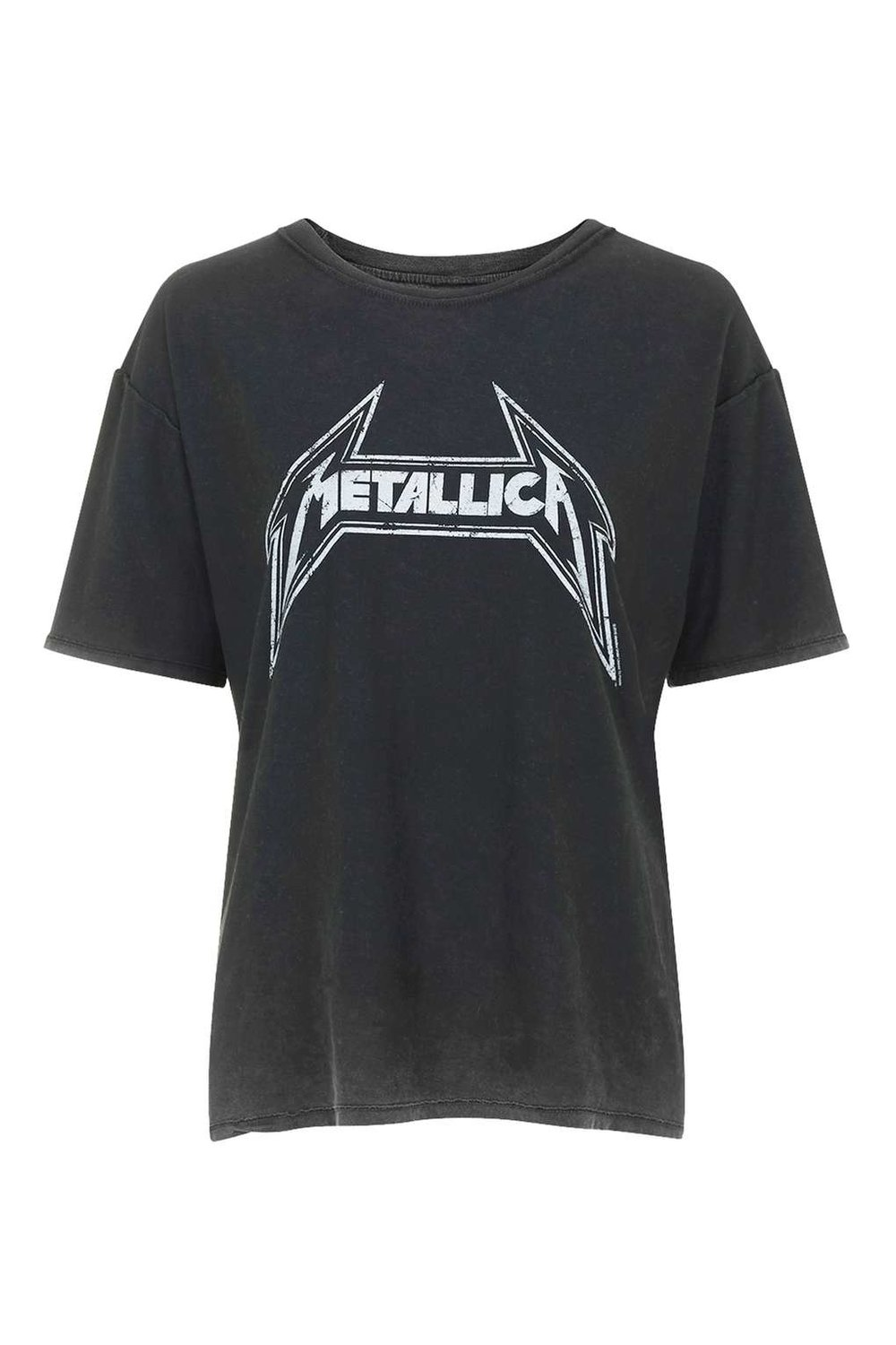 Metallica Tee by And Finally @ Topshop £25