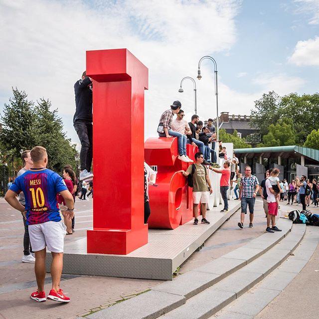 #iamsterdam #museumplein #travelphotography #streetphotography