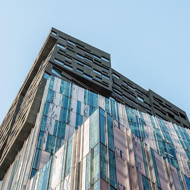 #therock #amsterdam #zuidas #erickvanegeraat #architecturelovers #architecturephotography