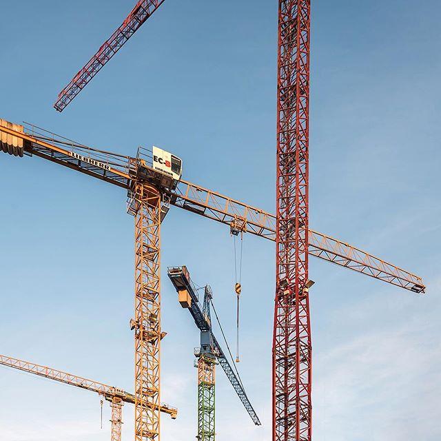 #constructioncrane #hafencity #hamburg
