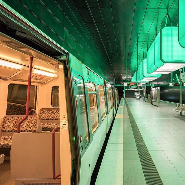 HafenCity Universitat Hamburg Metro #metro #hafencity #hamburg