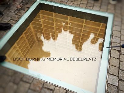The Book Burning Memorial