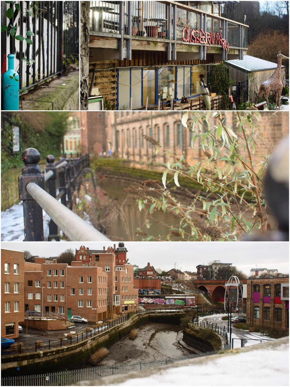 Sites in Ouseburn