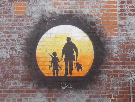 Street art Ouseburn