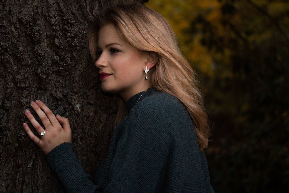 Jewellery photoshoot ash leaf earrings.jpeg