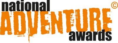 National Adventure Award nominee for Leadership and Best Service Provider 2015