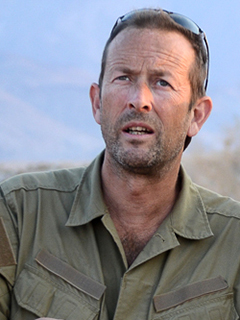 Expedition Leader and Consultant Sam McConnell