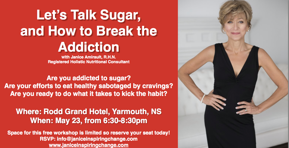 Let's talk sugar