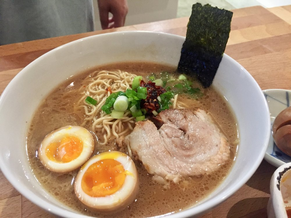 Ramen Run Down - The original and fun cooking experience Foodstory has been offering since 2012. You'll be making both noodle and soup from scratch with no msg!Book Online