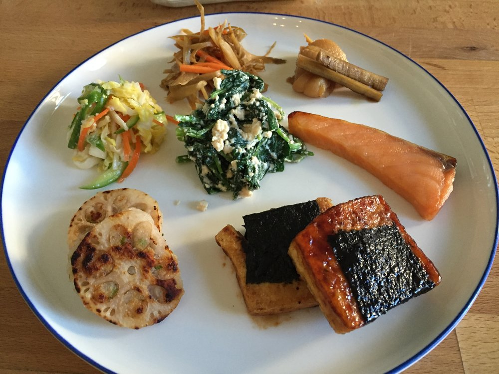 Japanese Cooking 101: Fish & Vegetable - Book Online