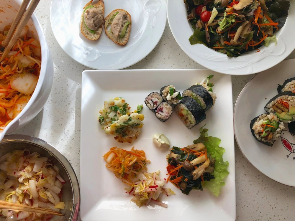 Popular Plant-based Japanese dishes - Book Online