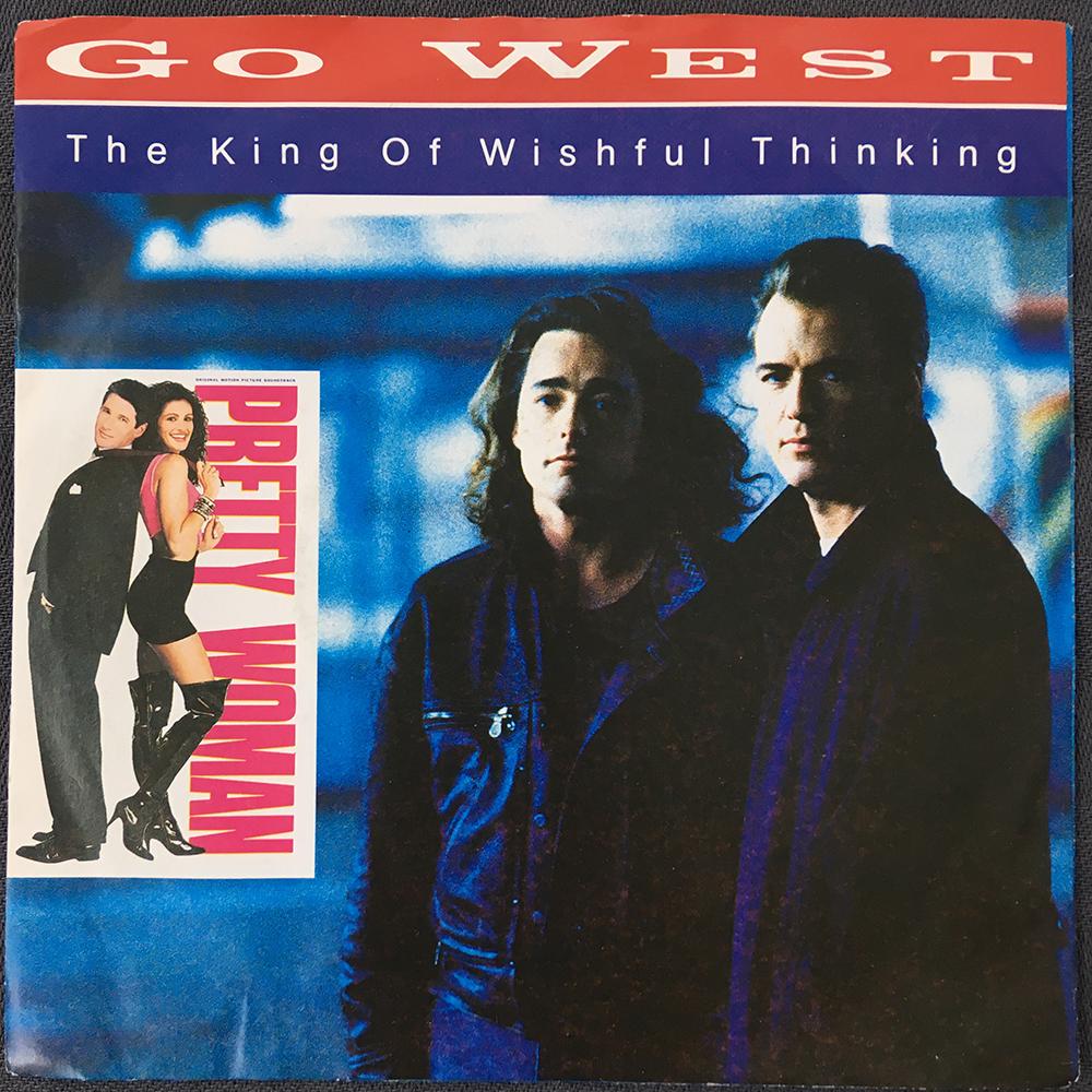 Go West - The King Of Wishful Thinking